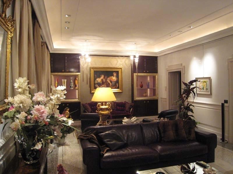 Progettazione e realizzazione arredo in attico centro Milano