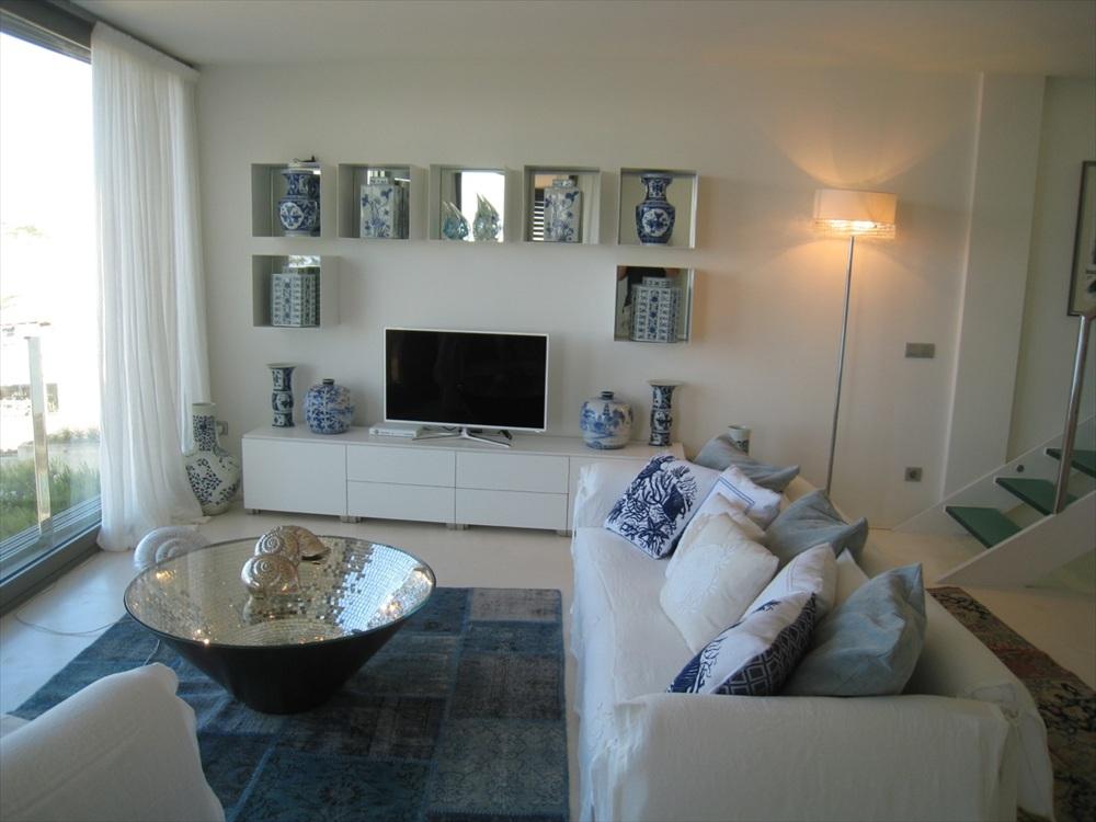 Progettazione arredo abitazione al mare arredare casa al for Riviste arredamento casa